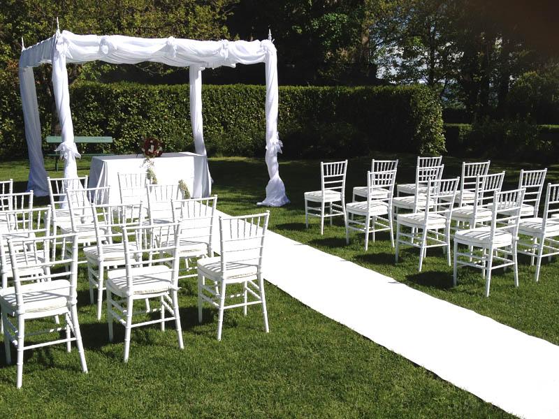 Matrimonio Civile All Aperto Toscana : Allestimenti per riti civili e matrimoni