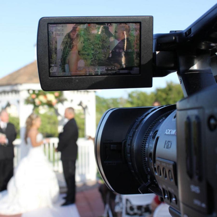 ripresa video matrimonio